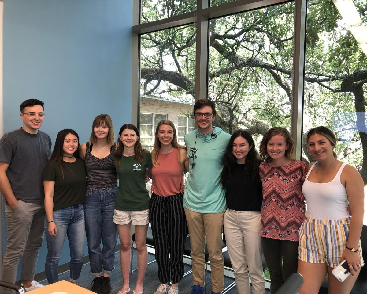 NSCI summer research students 2019