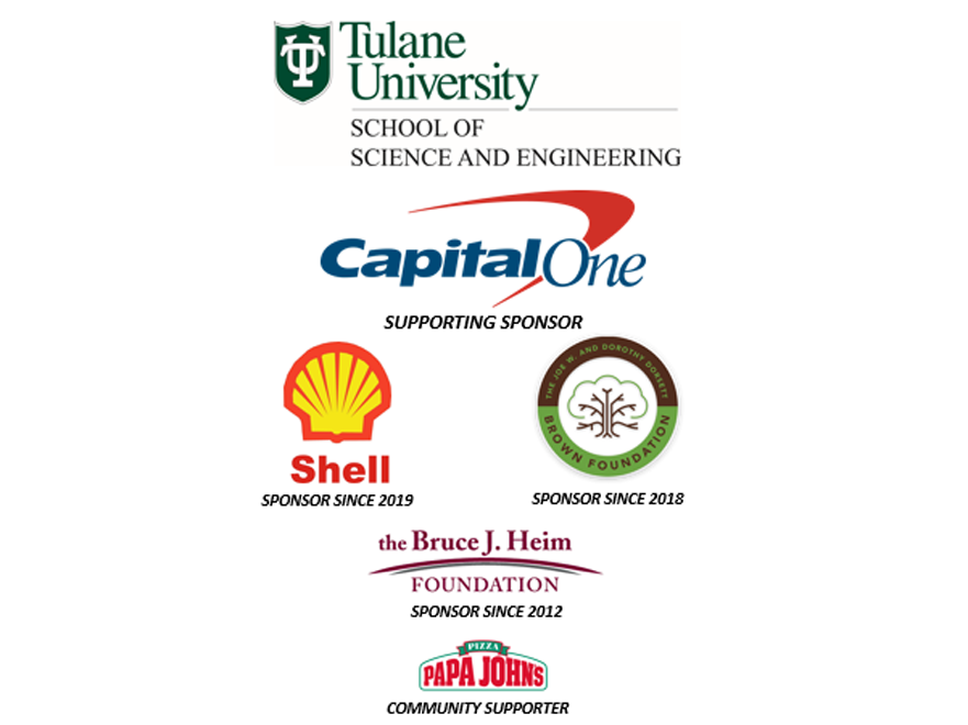 K-12 STEM Sponsorship Levels and Logos